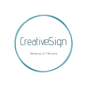 Creative-Sign - Webdesign & IT-Beratung mit Qualität in Konstanz